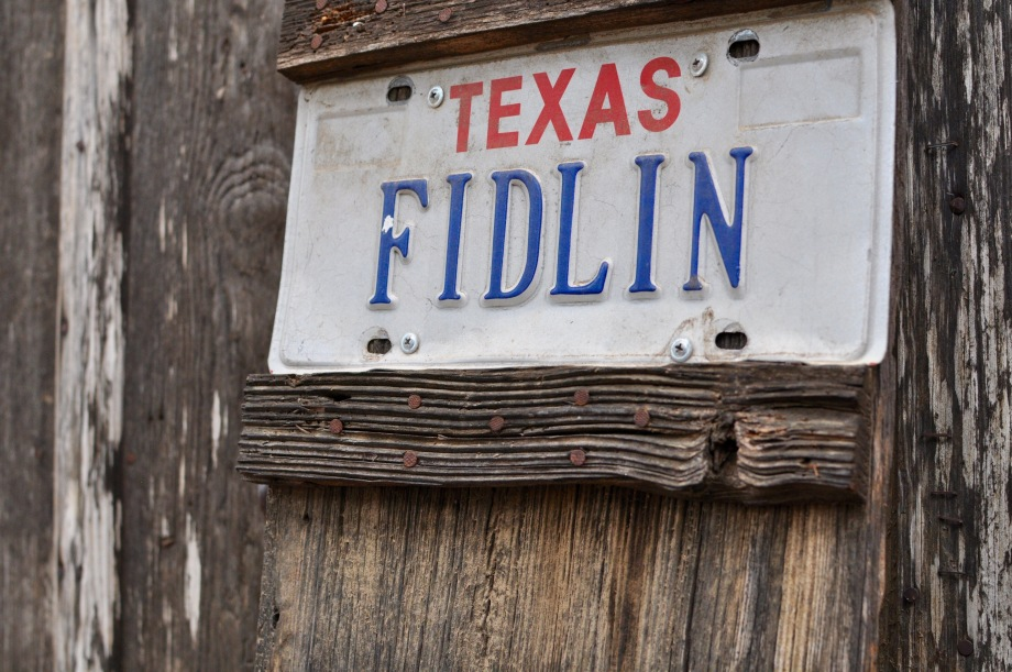 Luckenbach, TX is a day trip from Fredericksburg. The town is super small, with a bar and a gift shop. Nevertheless, it's a great stop if you're taking a tour through the Texas hill country.