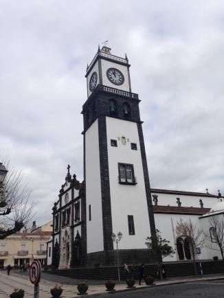 Bell tower, Ponta Delgada, Azores